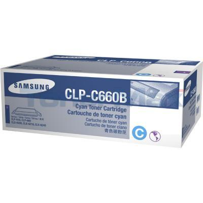 SAMSUNG CLX-6200FX TONER CARTRIDGE CYAN 5K